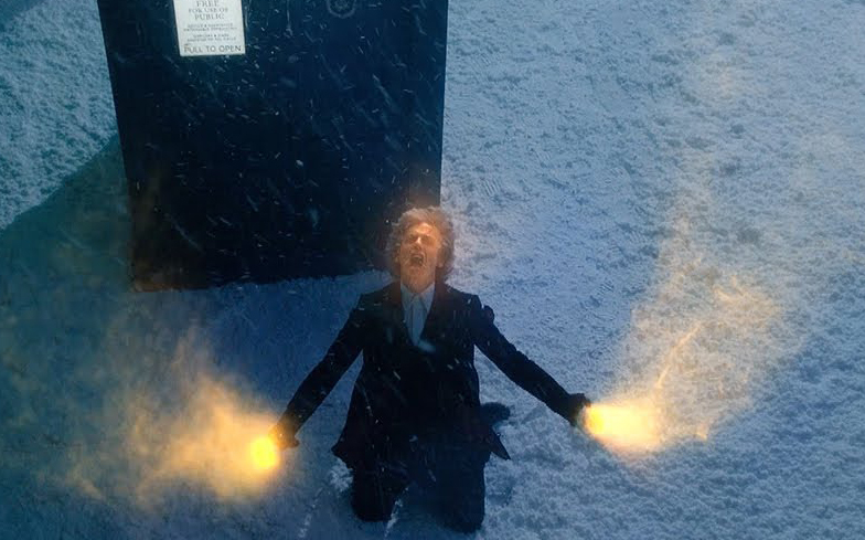 Doctor Who's twelfth Doctor no more…..?
