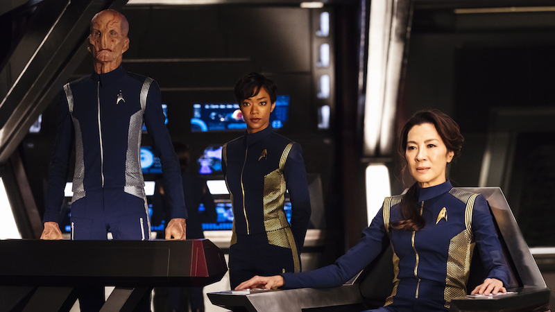 Star Trek Discovery release date Sept 24, 2017